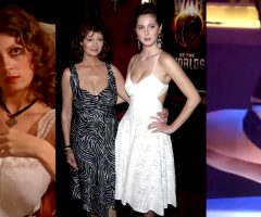 Susan Sarandon And Eva Amurri- Happy Mother's Day