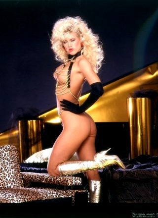 Amber Lynn When She Was At The Top Of Her Game – Set One Of Two