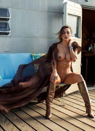 Ana Cheri – Playboy's Current Miss October 2015