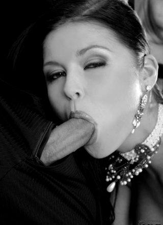 Beautiful Set From Erotic Blowjob Photos (16 Images)