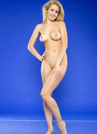 Blonde Ass Ulyana