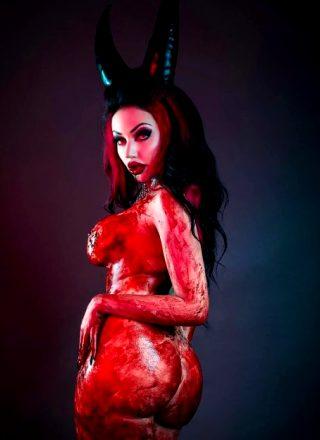 Bloodbathed Demon By Dani Divine