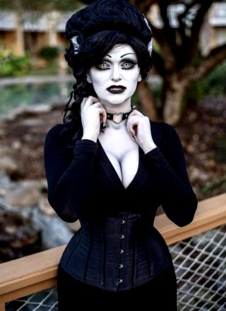 Bride Of Frankenstein By Lalascosplay