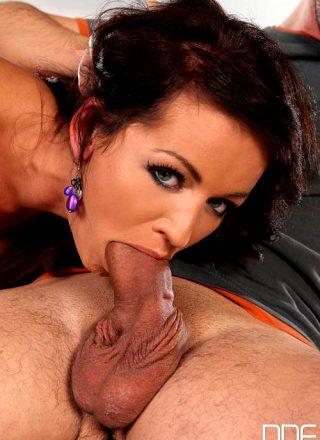 Charming sluts sucking dicks compilation by 'Hot Blowjob Whores'