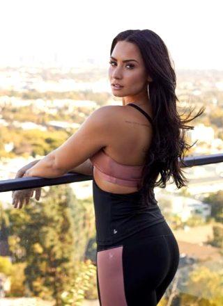 Demi Lovato. 😍