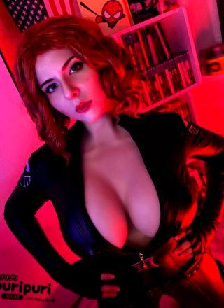 Do You Wanna Open BLACK WIDOW Suit?