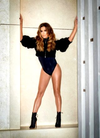 Eva Longoria For Haute Living Magazine