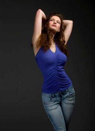 Femjoy Studio Session Blue Shirt