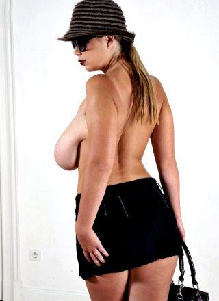 Huge Fucking Saggy Tits