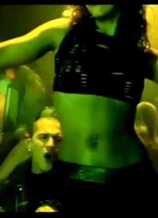 Jessica Alba From The 'Honey' Music Video