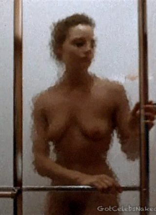 Jodie Foster Cleaning Herself Up