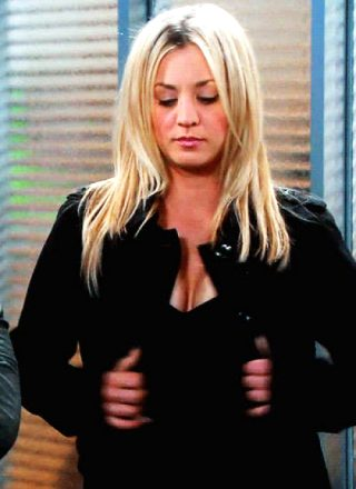 Kaley Cuoco – They're Fake And They're Spectacular!