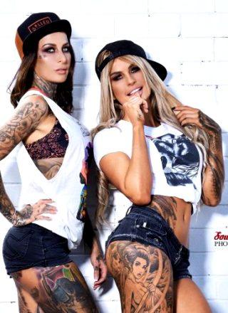 Katia Kubacki And Rachel