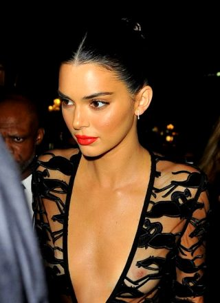 Kendal Jenner See Through #nfsw
