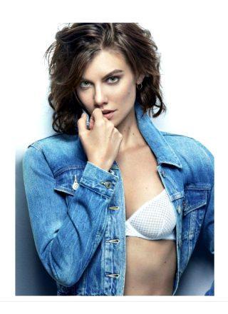 Lauren Cohan – All New GQ Photoshoot Pictures
