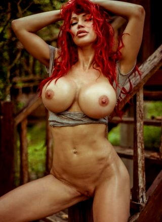 Lust-in-the-woods – Bianca Beauchamp