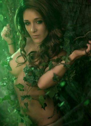 Luvsydneymarie As Poison Ivy