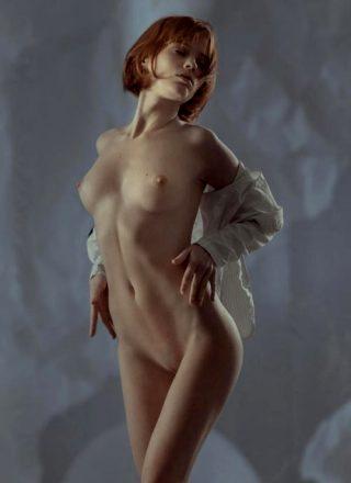Marta Gromova By Dmitry Laudin