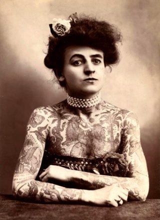 Maud Stevens Wagner.