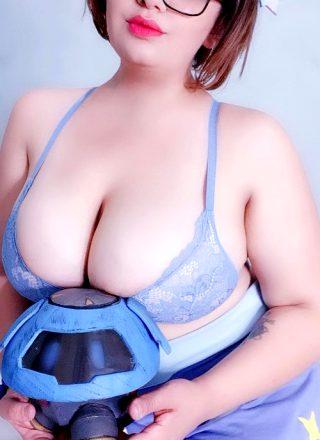 Mei From Overwatch By ArashiDono