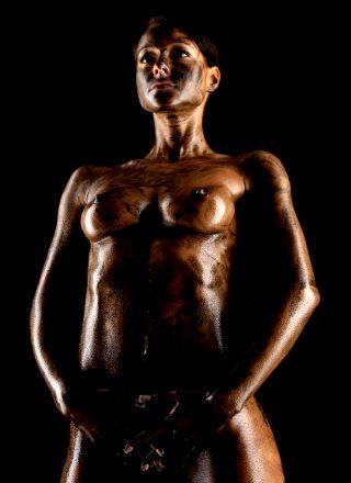 Melisa Oil Sculpture 5