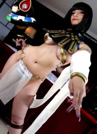 Menace From Queens Blade By Tenleid