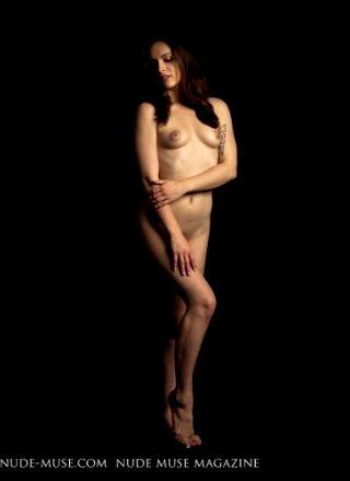 Nude-muse Sasskia – Nude