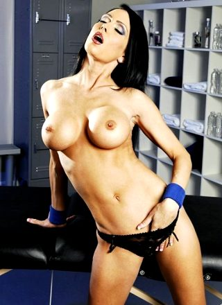 Post Game Climax – Jessica Jaymes – Big Tits In Sports