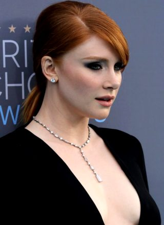 Redhead Celebs With Plunging Necklines