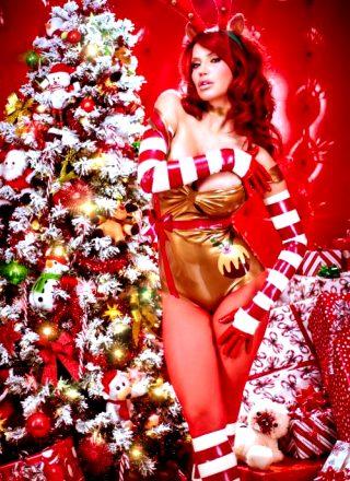 Redhead Xmas Holiday