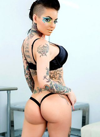 Science Friction – Christy Mack – Dirty Masseur