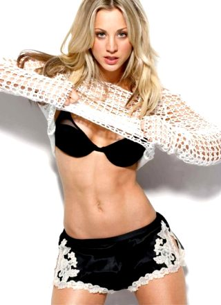 This Is A Goon Worthy Pic Of Kaley Cuoco….