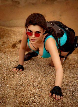 Tomb Raider By Kalinka Fox