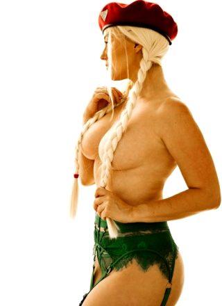 Topless Cammy By Meg Turney