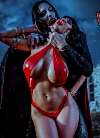 Vampirella By Bianca Beauchamp