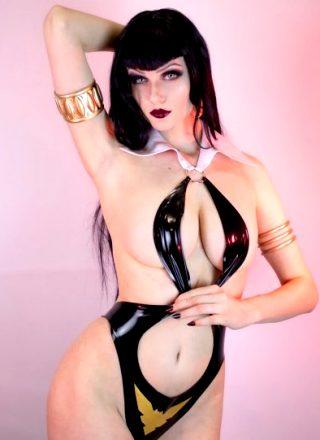 Vampirella By Tniwe