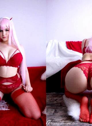 Would You Ride That T H I C C Zero Two Booty? By Ana Chuu