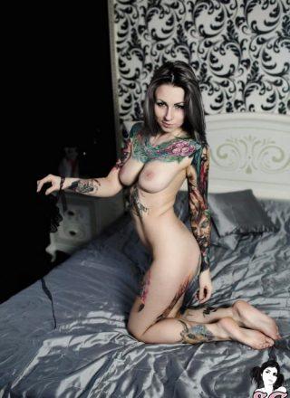 Yannicka Suicidegirls – Series 2